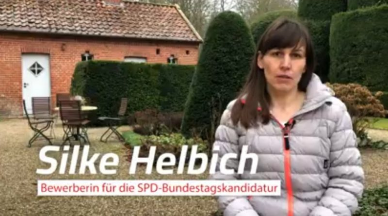 SPD-Bundestagskandidatur: Silke Helbich stellt sich vor – digital